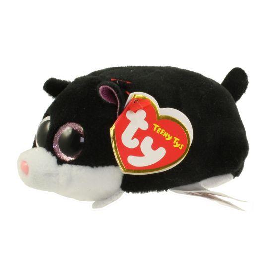 49ac6f4aa63 TY Beanie Boos - Teeny Tys Stackable Plush - CARA the Cat (4 inch)   BBToyStore.com - Toys