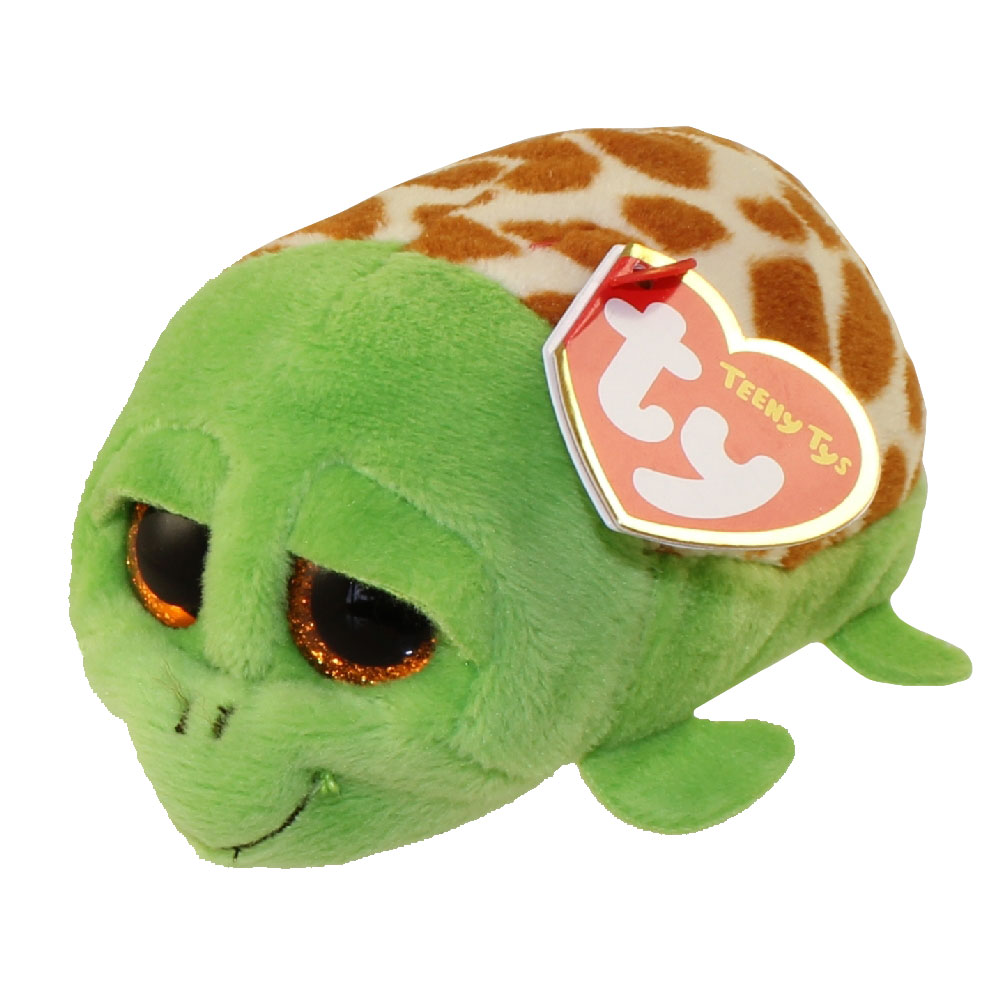 TY Beanie Boos - Teeny Tys Stackable Plush - CRUISER the Turtle (4 inch) 73d7c99525a0