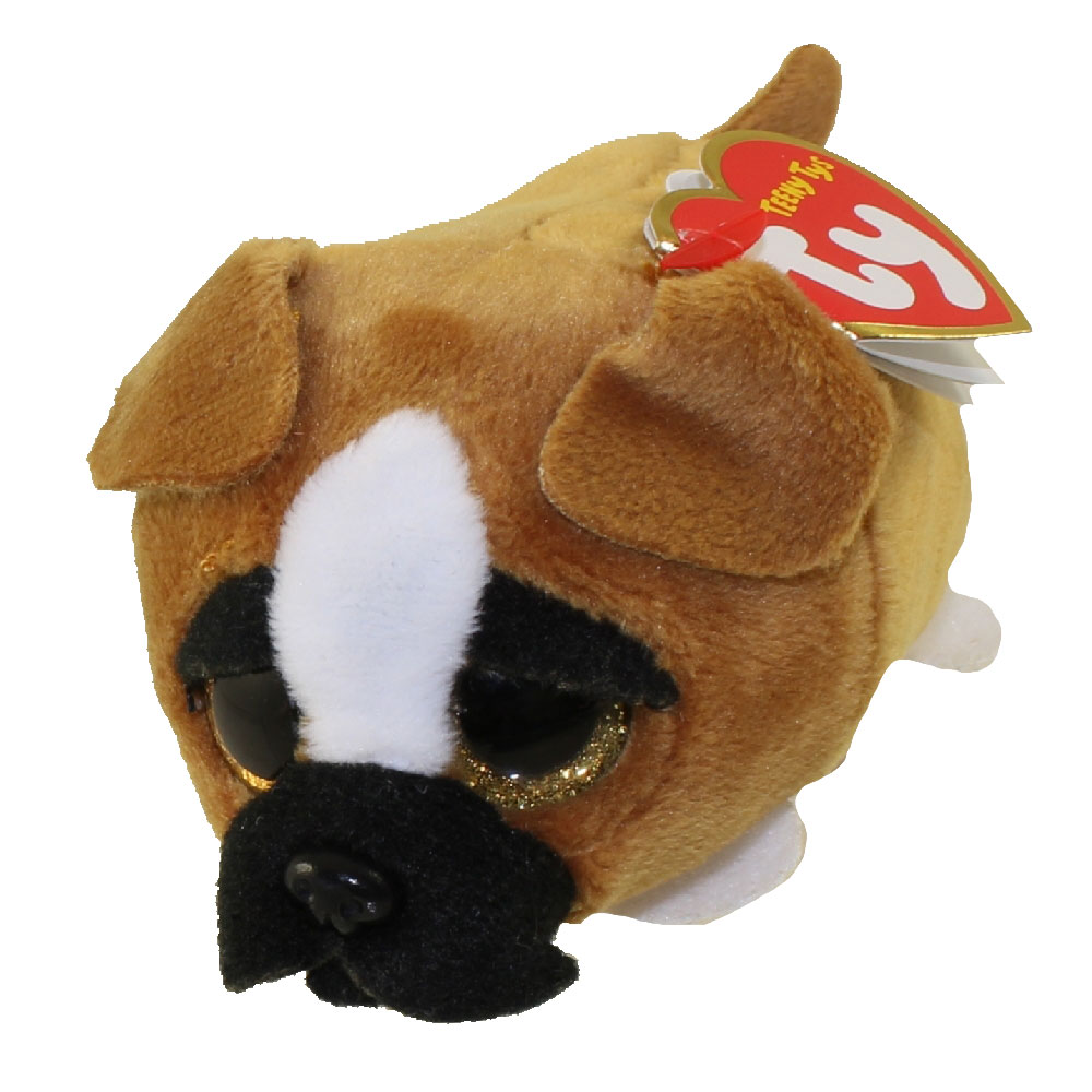 TY Beanie Boos - Teeny Tys Stackable Plush - DIGGS the Dog (4 inch)   BBToyStore.com - Toys 84bfebdc4a95