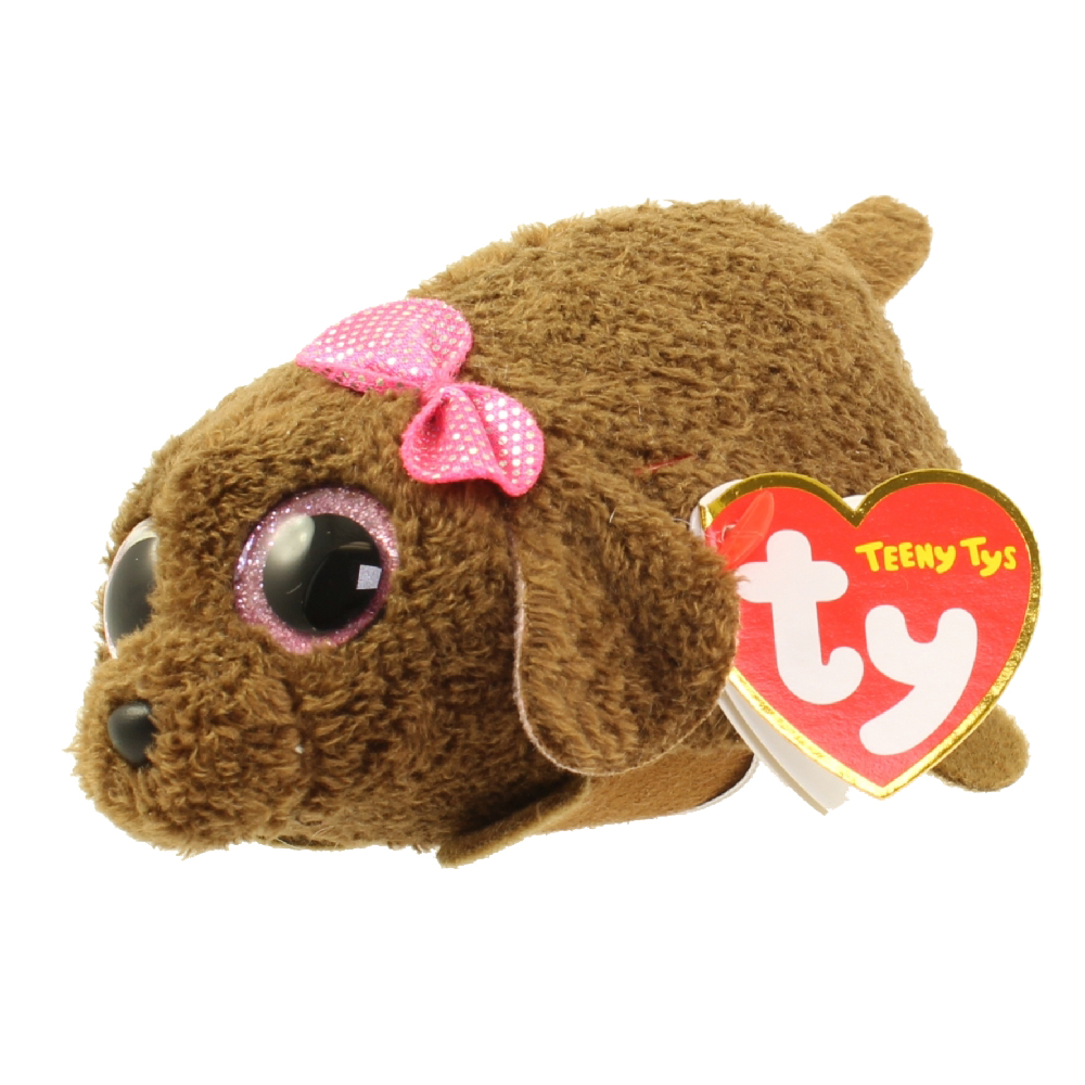 Ty Beanie Boos Teeny Tys Stackable Plush Maggie The
