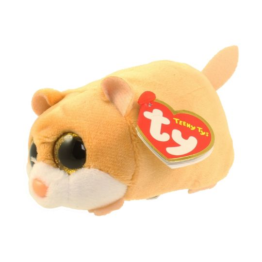 TY Beanie Boos - Teeny Tys Stackable Plush - PEEWEE the Hamster (4 inch)   BBToyStore.com - Toys cc807958860
