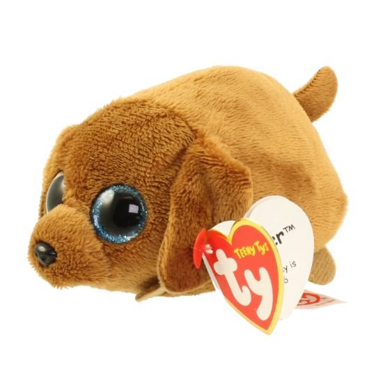 5ab3660b270 TY Beanie Boos - Teeny Tys Stackable Plush - RANGER the Brown Dog (4 inch)   BBToyStore.com - Toys