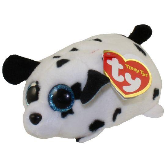 fa40cc37c8f TY Beanie Boos - Teeny Tys Stackable Plush - SPANGLE the Dalamtian (4  inch)  BBToyStore.com - Toys