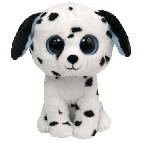 f2fef59f34f TY Beanie Boos - FETCH the Dalmatian (Solid Eye Color) (Regular Size - 6  inch)  BBToyStore.com - Toys