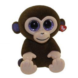 44a168d39fc TY Beanie Boos - Mini Boo Figures - COCONUT the Monkey (2 inch)
