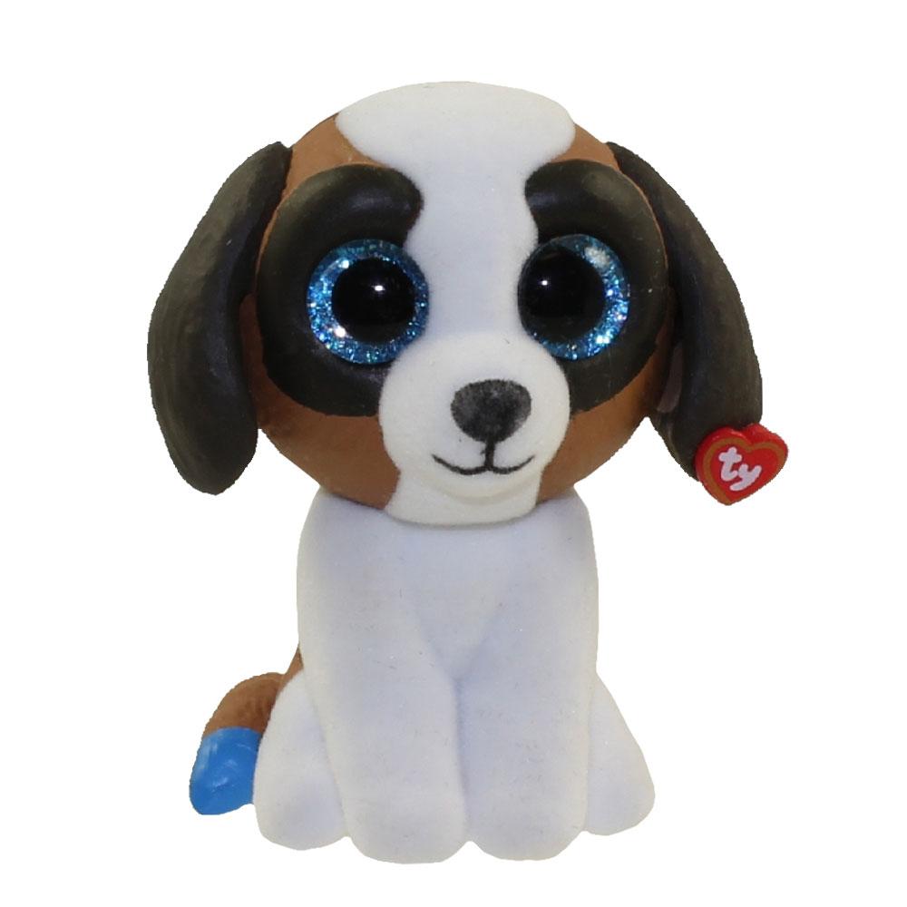 12562594a3e TY Beanie Boos - Mini Boo Figures - DUKE the St. Bernard Dog (2
