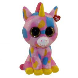 65fe4954e4d TY Beanie Boos - Mini Boo Figures - FANTASIA the Unicorn (2 inch)