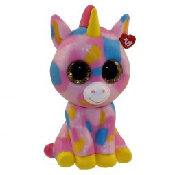 TY Beanie Boos - Mini Boo Figures - FANTASIA the Unicorn (2 inch) 37b47dc4d41a