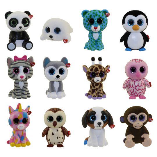 fc411284db4 TY Beanie Boos - Mini Boo Figures - SET OF 12  BBToyStore.com - Toys ...