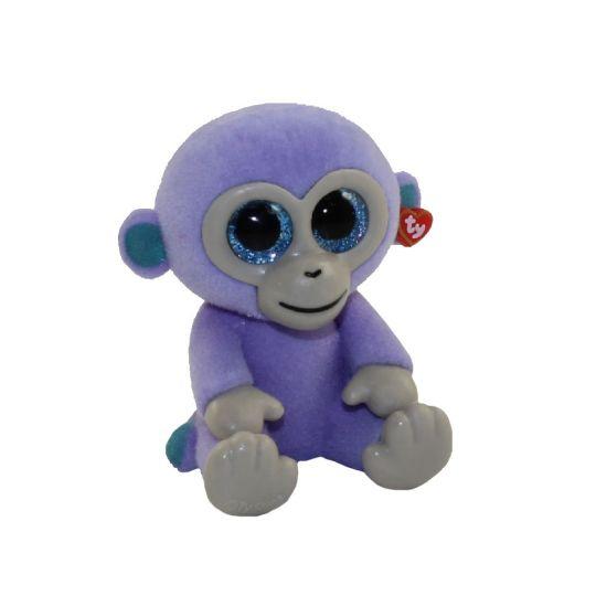 f0cfb8625ba TY Beanie Boos - Mini Boo Figures Series 2 - BLUEBERRY the Monkey (2 inch)   BBToyStore.com - Toys