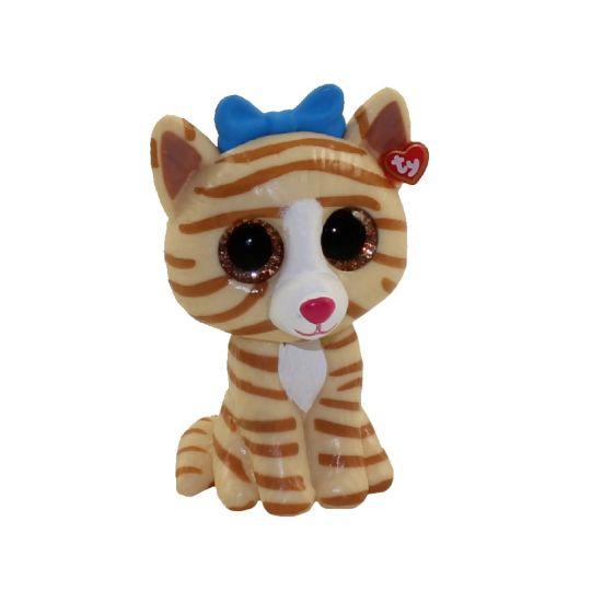 TY Beanie Boos - Mini Boo Figures Series 2 - TABITHA the Striped Cat (2  inch)  BBToyStore.com - Toys c78bab9040c