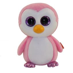 TY Beanie Boos - Mini Boo Figures Series 3 - GLIDER the Pink Penguin (2 a0c3db312117