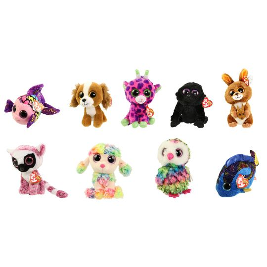 TY Beanie Boos - SET of 9 January Releases (6 inch) (Kipper bdb8fa1c605c