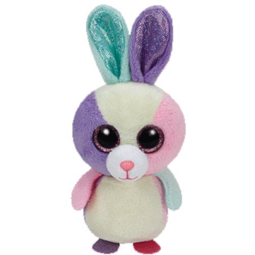 Ty Basket Beanie Baby Bloom The Bunny Rabbit 4 Inch