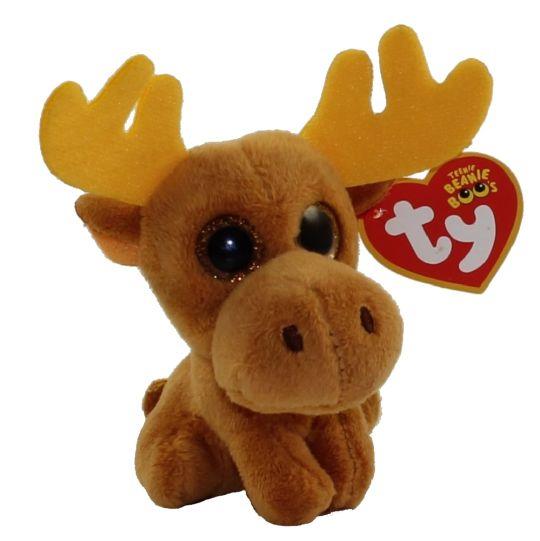65f559537fc TY McDonald s Teenie Beanie Boo - CHOCOLATE (2017 - Loose)  BBToyStore.com  - Toys