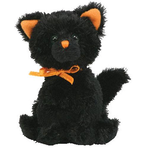 f538393ae1f TY Halloweenie Beanie Baby - FRIGHTS the Black Cat (4 inch)