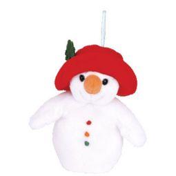 Ty Jingle Holiday Ornament Baby Beanies Bbtoystore Com