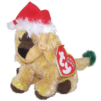 TY JINGLEPUP the DOG BEANIE BABY MINT with MINT TAG US VERSION