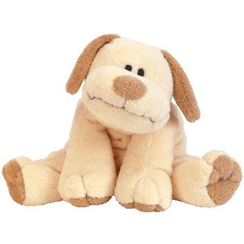 Ty Pluffies Plopper The Dog 8 5 Inch Bbtoystore Com Toys