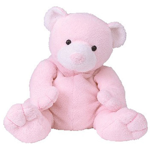 TY Pluffies - PUDDER the Bear (9 inch)  BBToyStore.com - Toys 72440ba2a7c