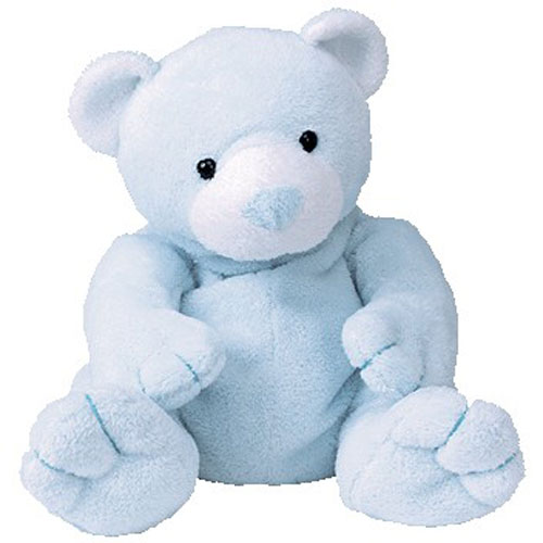 TY Pluffies - TINKER the Bear (9.5 inch)  BBToyStore.com - Toys ... 0632b61b82e