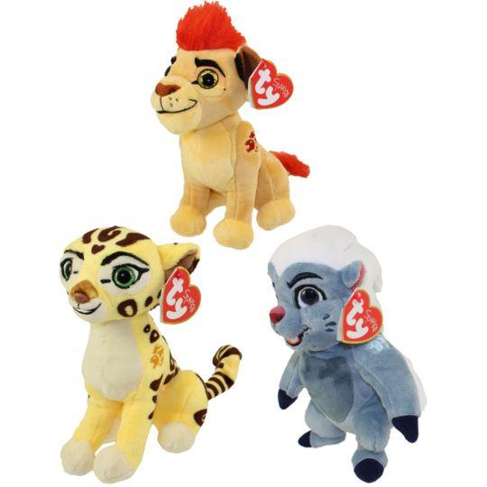 TY Beanie Babies - SET OF 3 (Kion 526165134e0