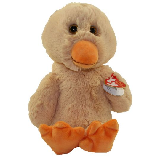TY Attic Treasures - DEBBIE the Duck (Medium Size - 12 inch ...