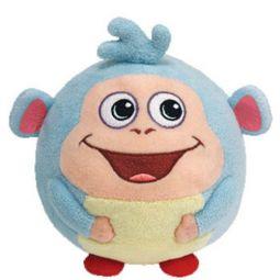 266b2629970 TY Beanie Ballz - BOOTS the Monkey (Dora the Explorer) (Regular Size -