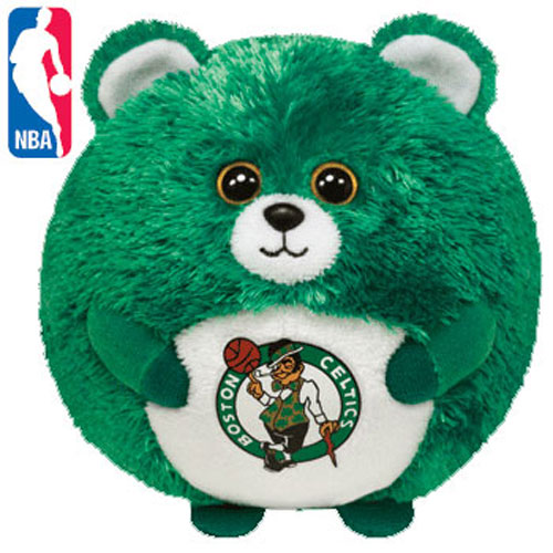TY Beanie Ballz - NBA Basketball (All Sizes)