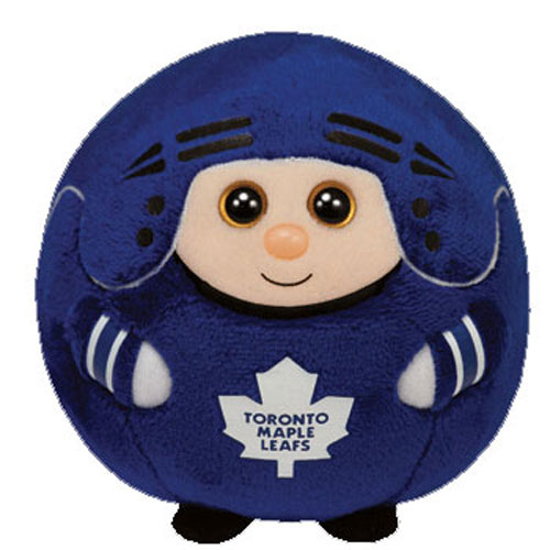 TY Beanie Ballz - NHL Hockey (All Sizes)