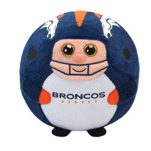 TY Beanie Ballz - NFL Football (All Sizes)