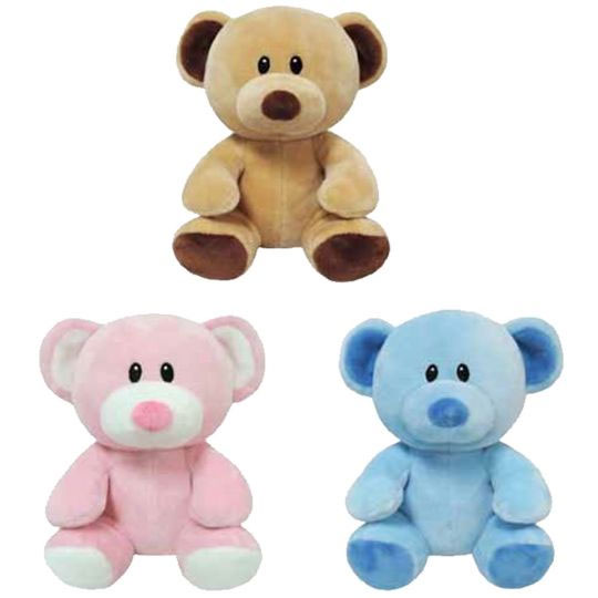 Baby TY - SET of 3 BEARS (Bundles, Lullaby & Princess)(Large Size - 13 inch) (Pre-Order ships 2017)