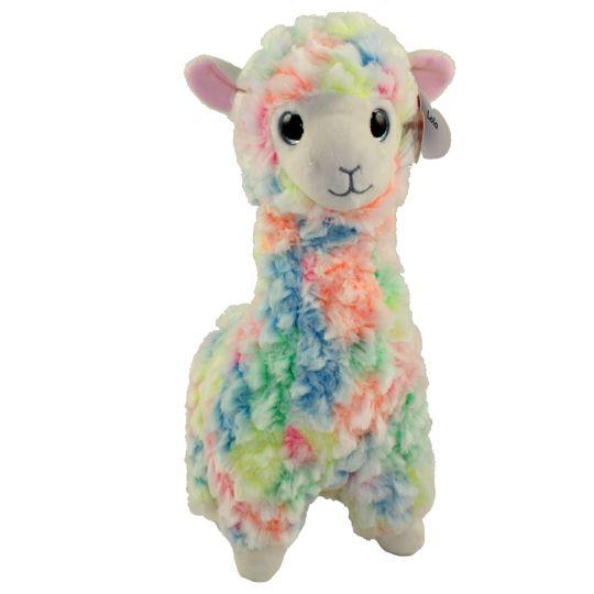 289491f892a TY Classic Plush - LOLA the Llama (9 inch)  BBToyStore.com - Toys ...