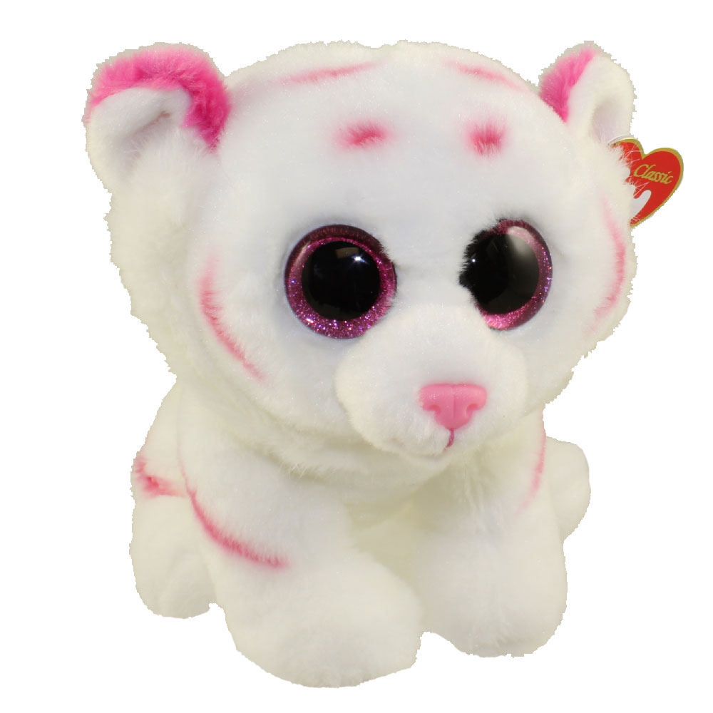 Ty Classic Plush Tabor The Tiger 9 5 Inch Bbtoystore