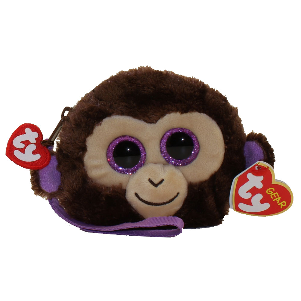Coconut the Monkey Back Pack Ty Gear