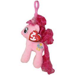 7b8448769de ... Key Clip - 5 inch).  7.99+ Free Shipping. TY Beanie Baby - PINKIE PIE  with Glitter Hairs (My Little Pony) (Plastic