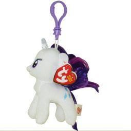 adee2d9a299 TY Beanie Baby - RARITY (My Little Pony) (Plastic Key Clip - 5