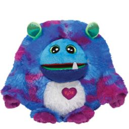 58984593dbb TY Monstaz - TOOTHY the Blue   Purple Monster (Regular Size - 5 inch)