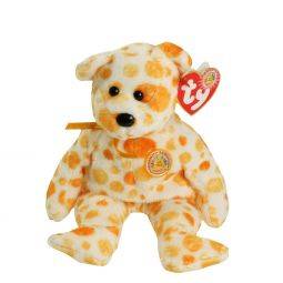 TY Beanie Baby - ALANI the Bear (BBOM July 2004) (8 inch) a6c785148f52
