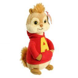 0bcf5372e56 TY Beanie Baby - ALVIN the Chipmunk (Alvin   the Chipmunks Movie) (7