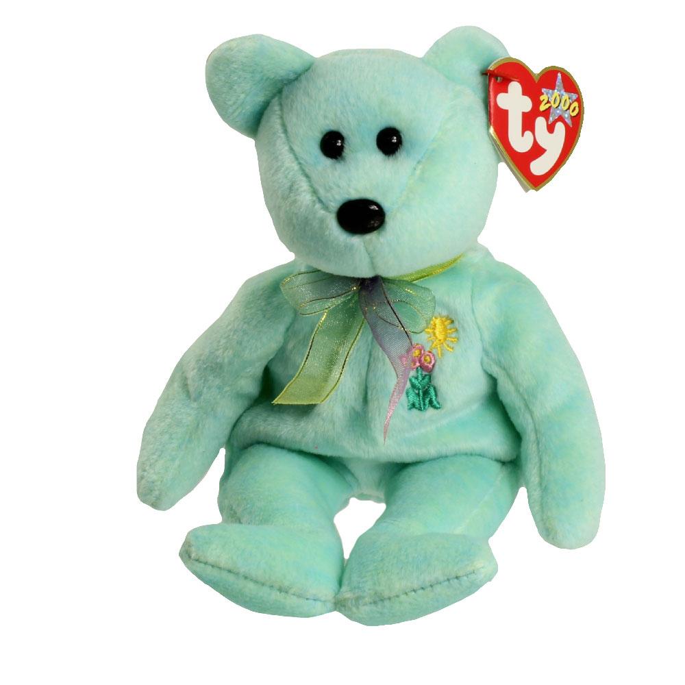 1 2 3 · TY Beanie Baby - ARIEL the Bear (8.5 inch) 2eb5fca22992