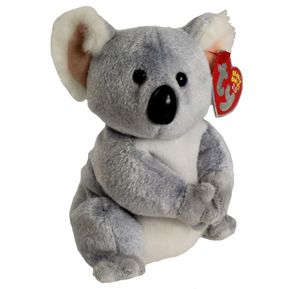 f37b7ea297e TY Beanie Baby 2.0 - AUSSIE the Koala (6 inch)
