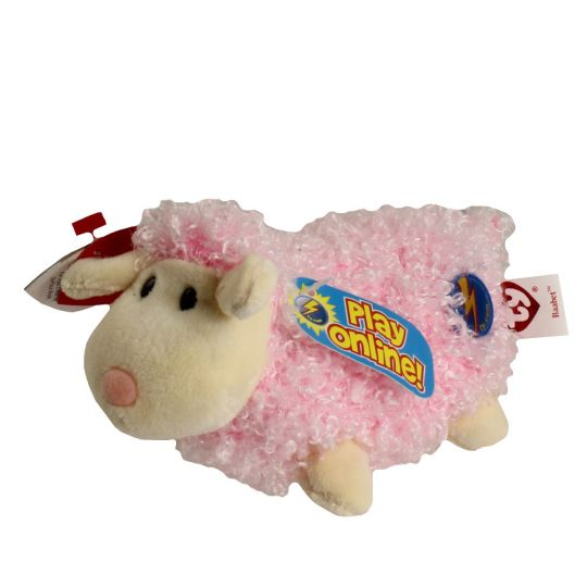 Ty Beanie Baby 2 0 Baabet The Pink Lamb 6 Inch Bbtoystore Com