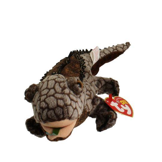 Ty Beanie Baby Bali The Komodo Dragon 10 5 Inch Bbtoystore Com