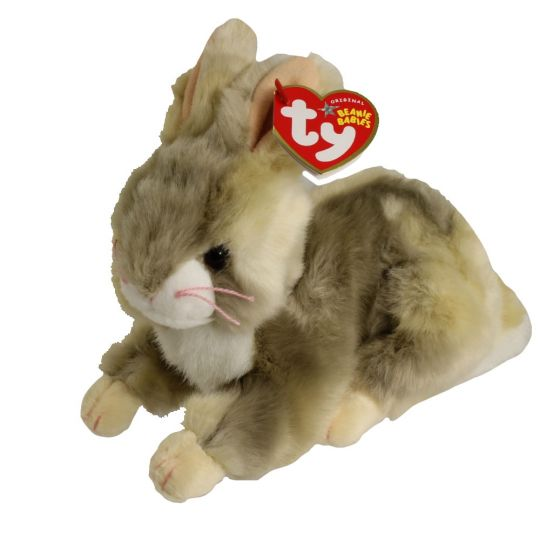 cc0f249379c TY Beanie Baby - BINKSY the Bunny (6 inch)  BBToyStore.com - Toys ...