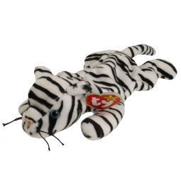 470e535726d TY Beanie Baby - BLIZZARD the White Tiger (9 inch)
