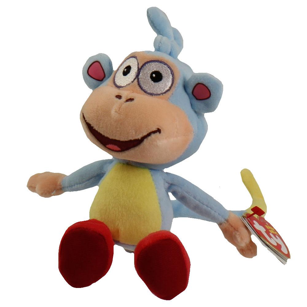 Ty Beanie Baby Boots The Monkey Dora The Explorer 8