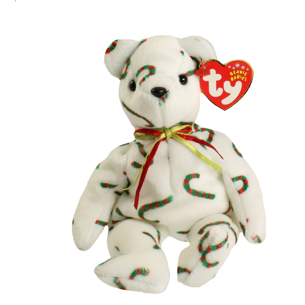TY Beanie Baby - CAND-e the Bear (Internet Exclusive) ... a5563ab6b01