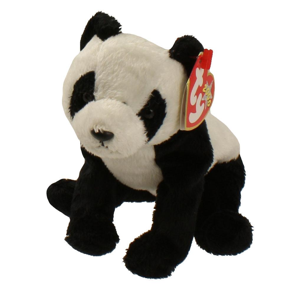 Ty Beanie Baby China The Panda 7 Inch Bbtoystore Com