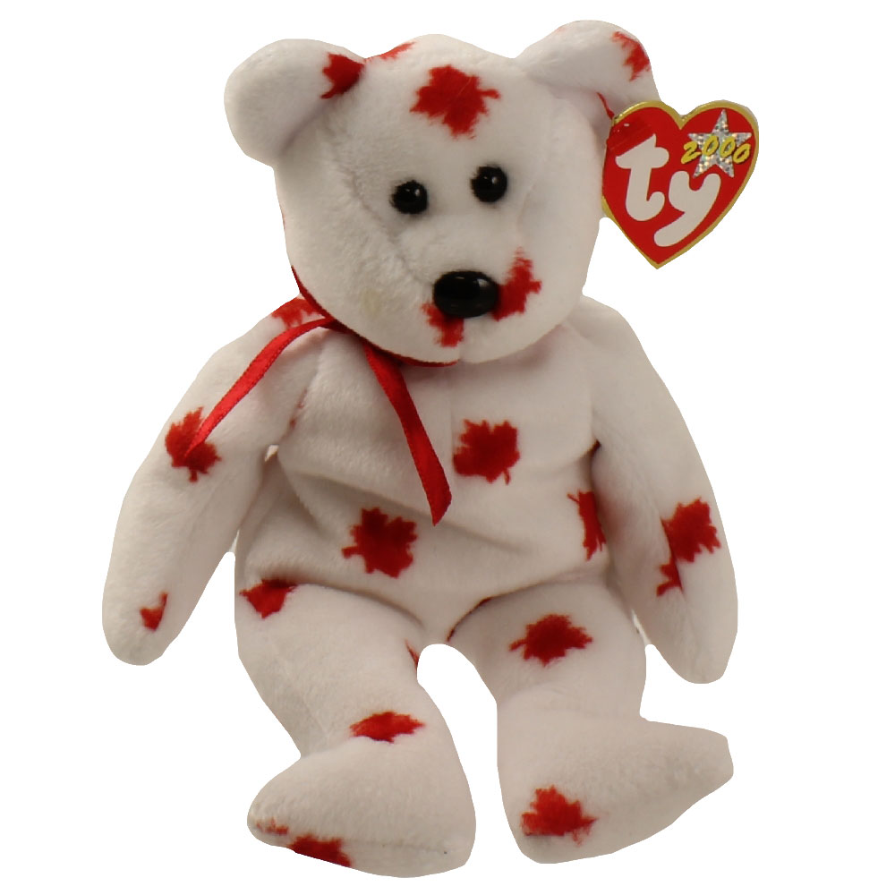 TY Beanie Baby - CHINOOK the Bear (Canada Exclusive) (8.5 inch)   BBToyStore.com - Toys a6efa4fbdf6